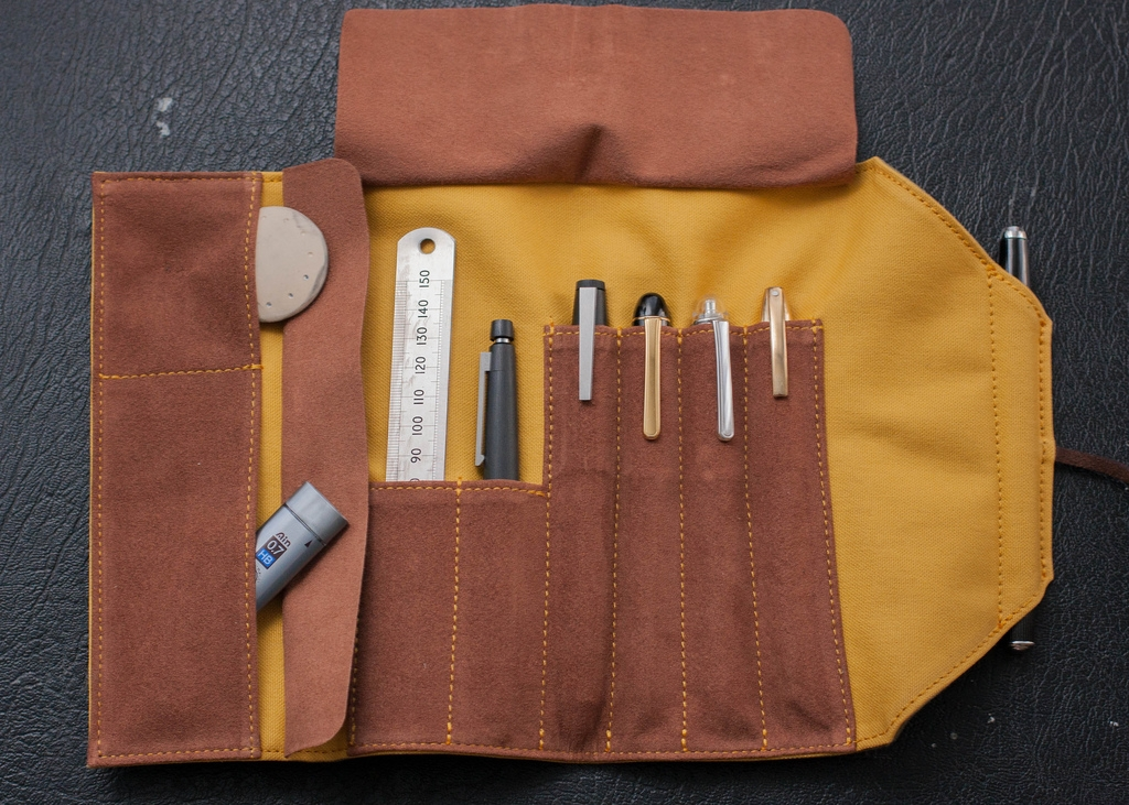 Enveloop Pen Case