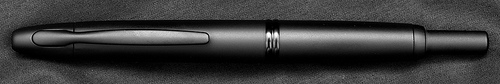 Stealth Mode Fountain Pen